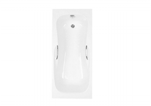 Carron Ibis 1700 x 700mm Twin Grip, Single Ended Bath